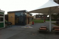 Extension on Elkesley Primary School